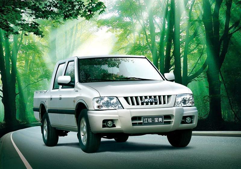 2007款2.8L两驱柴油经济型