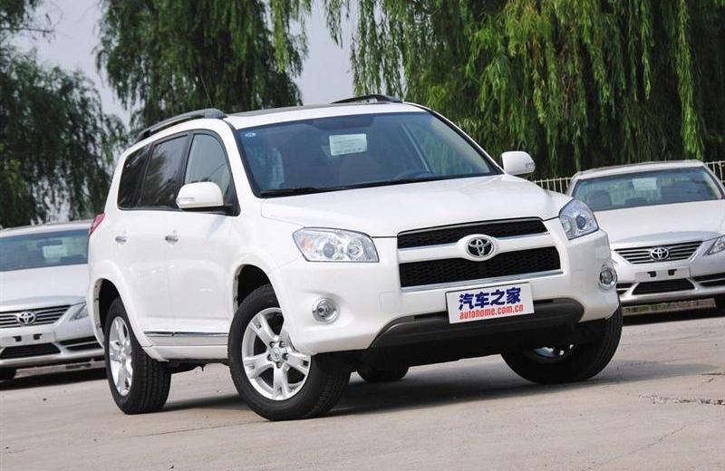 2012款2.4MT 四驱豪华炫装版