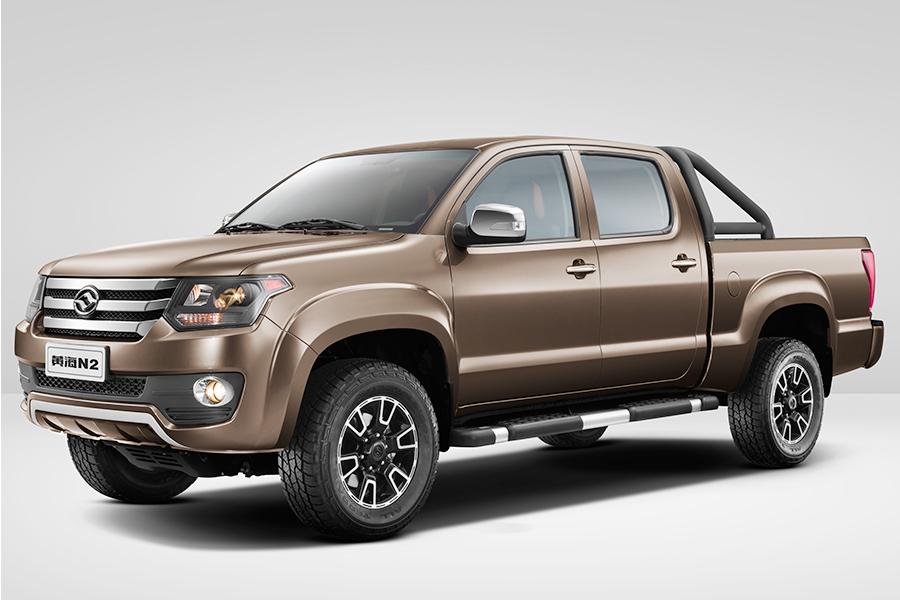 2015款黄海N2 R02 柴油 两驱 运动版