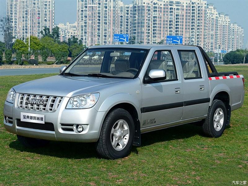 2015款宝典新时尚版 JX1021PSDA4 汽油 四驱