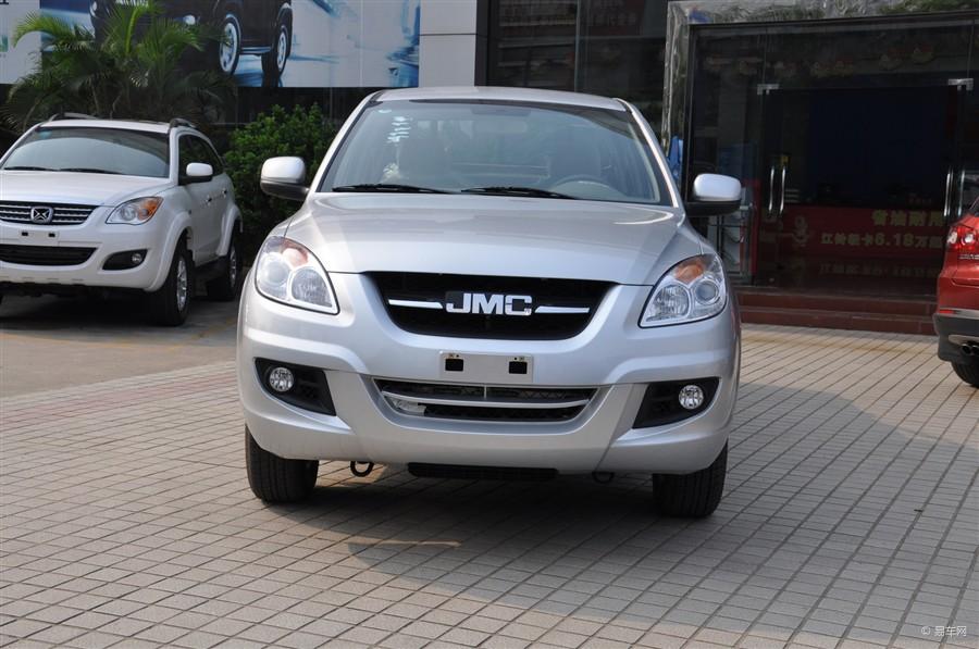 2015款域虎 JX1033PSD4 汽油 四驱 超豪华版