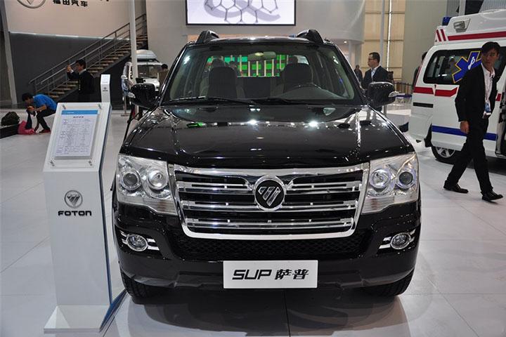 2015款萨普V  2.8T  柴油 BJ493ZLQ4 两驱 标准版