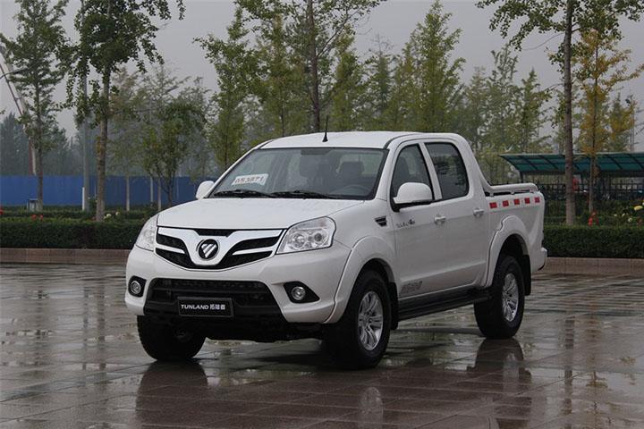 2015款拓陆者S 2.8T 120kW 柴油 至尊版(超豪华版)