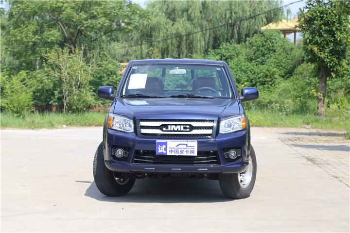 2015款宝典Plus JX4D30 两驱 柴油 有保险杠 普通款