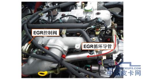 图11,egr控制阀(国iv必备)图片
