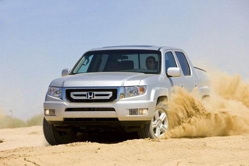 本田4月美国销量皮卡与SUV微增