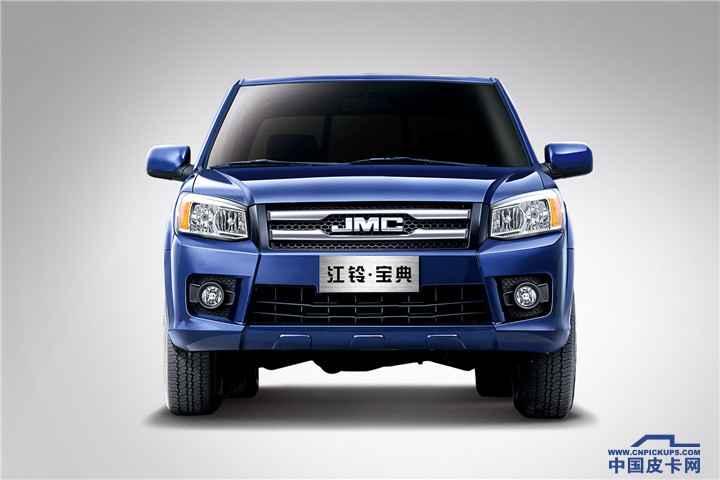 2016款宝典PLUS版柴油JX4D30 4×4MT基本型(GL)