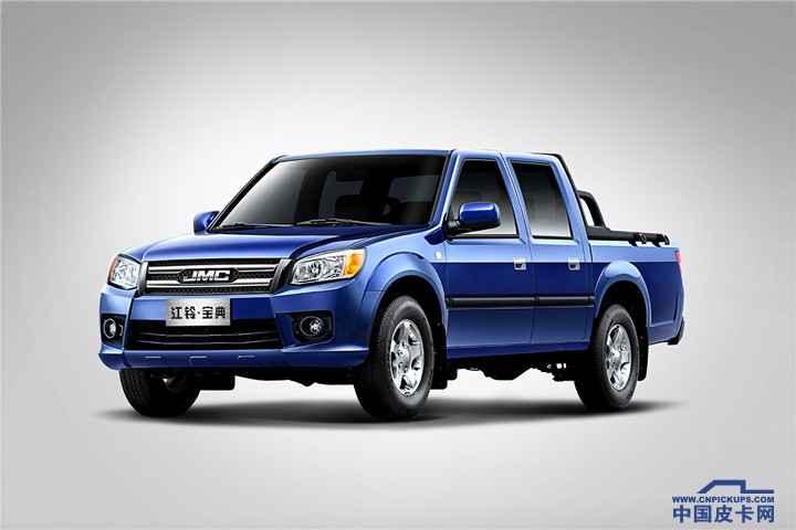 2016款宝典PLUS版柴油JX4D30 4×2MT基本型(GL)