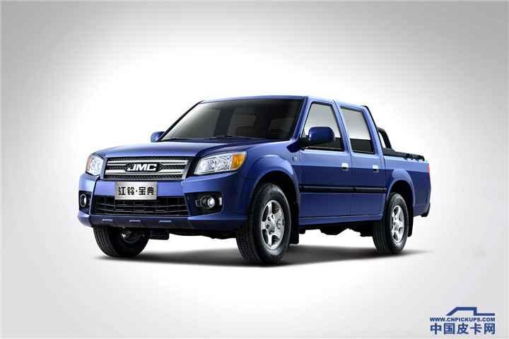 2016款宝典新超值版 汽油 标准货箱 4×4MT 基本型 (GL)