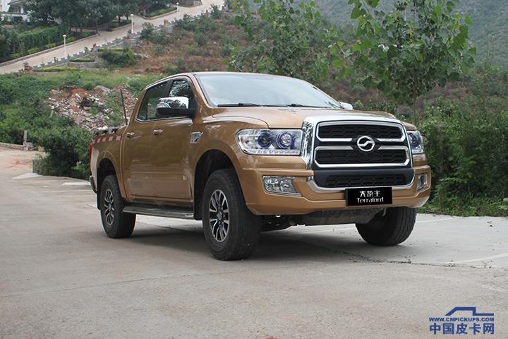 2016款2.5T 柴油两驱 豪华型