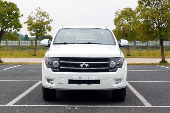 2016款卡威K150 2.8T四驱舒适型4JB1T-4B1