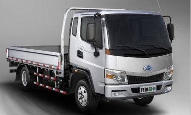 此外,福田推出了奥铃est超级卡车,南京依维柯智能化厢式车,power图片