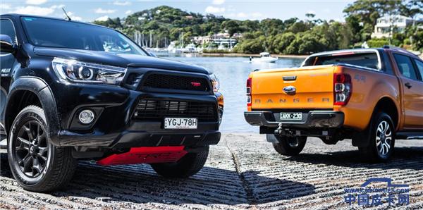 观澳洲5月皮卡销量 丰田福特仍是寡头