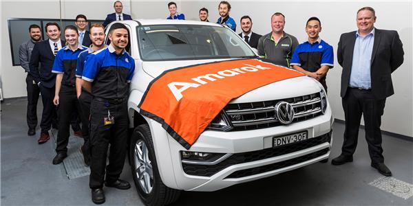 澳洲WTAC将至 改装大众Amarok参赛竞速