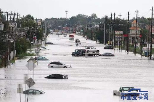 飓风造成巨大车辆损失 9月份美国皮卡销量猛增
