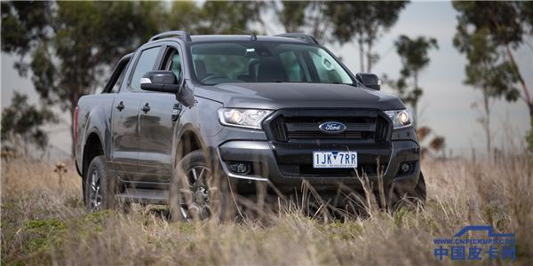9月澳洲销量 福特Ranger遥遥领先