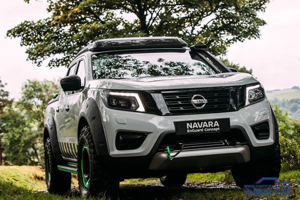 纳瓦拉推高性能运动版 福特Ranger猛禽你在哪?