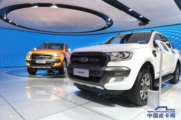 大猜想:福特Ranger亮相北京是开始 兄弟车型将进口且国产