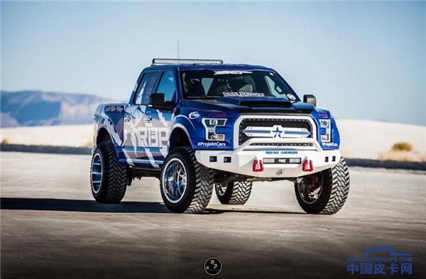 真正的极地皮卡 Project Cars推极地版福特F-150