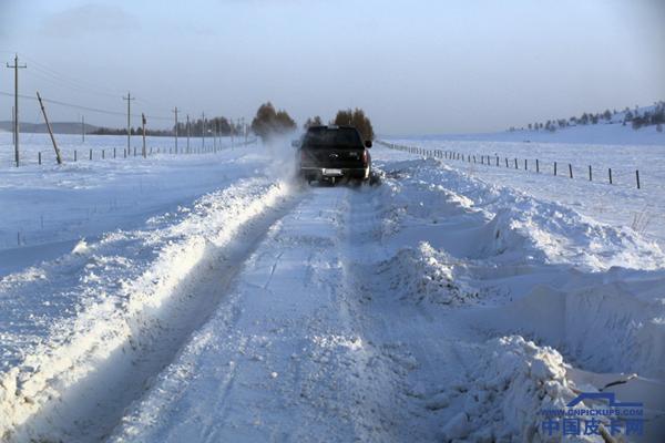 北方卡友请注意 雪天驾车应谨记