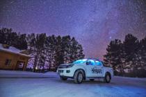 纵驰冰雪世界,触摸极限生活  极北雪域逐星之旅燃情开启