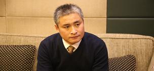 访江淮皮卡营销公司市场部长赵阿培