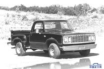 致敬70年代皮卡车主 Ram皮卡定制Classic Warlock款