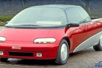 3.0后置发动机 1988年GMC Centaur异形概念皮卡
