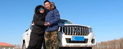 夫妻往返1500公里自驾大通T60皮卡