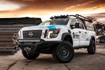 为公益事业助力 日产Titan改装版亮相日内瓦车展