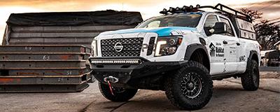 日产Titan改装版亮相日内瓦车展