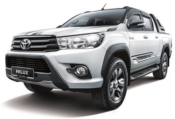 售20万元 丰田海拉克斯限量版马来西亚上市