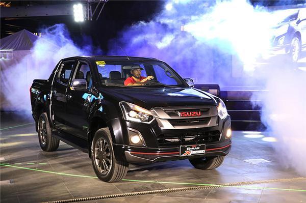 售17.3-18.3万元,菲律宾推出定制版D-Max