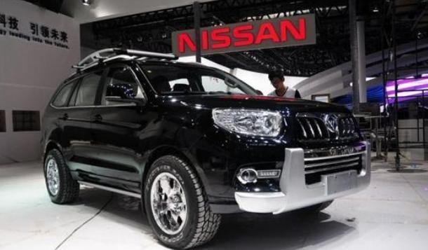 福田推萨瓦纳七座SUV 售价12万不输汉兰达