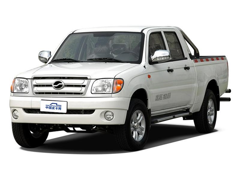 2016款2.2L经典版汽油大双排V22