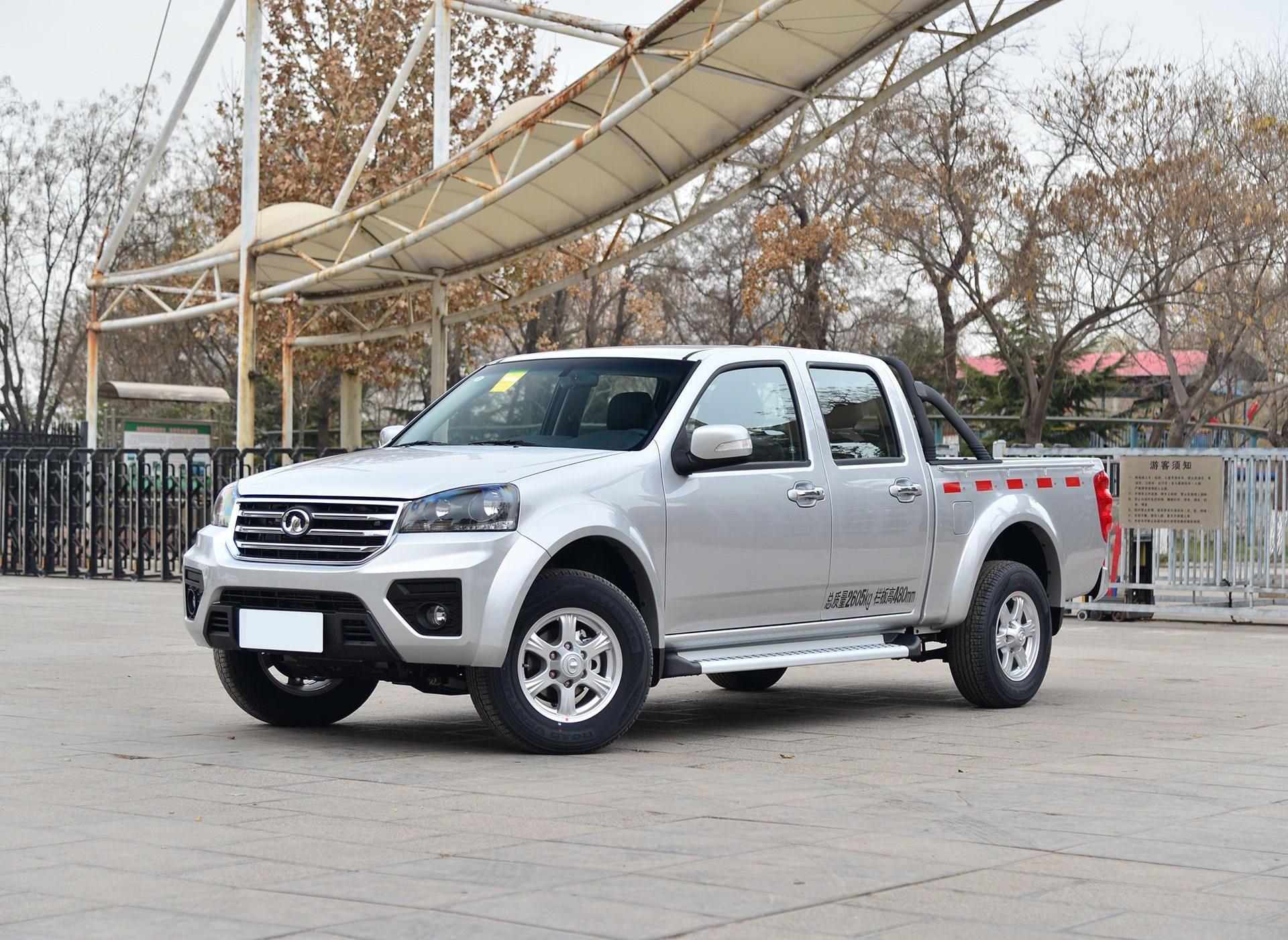 2017款2.4L歐洲版汽油四驅精英型大雙排4G69S4N