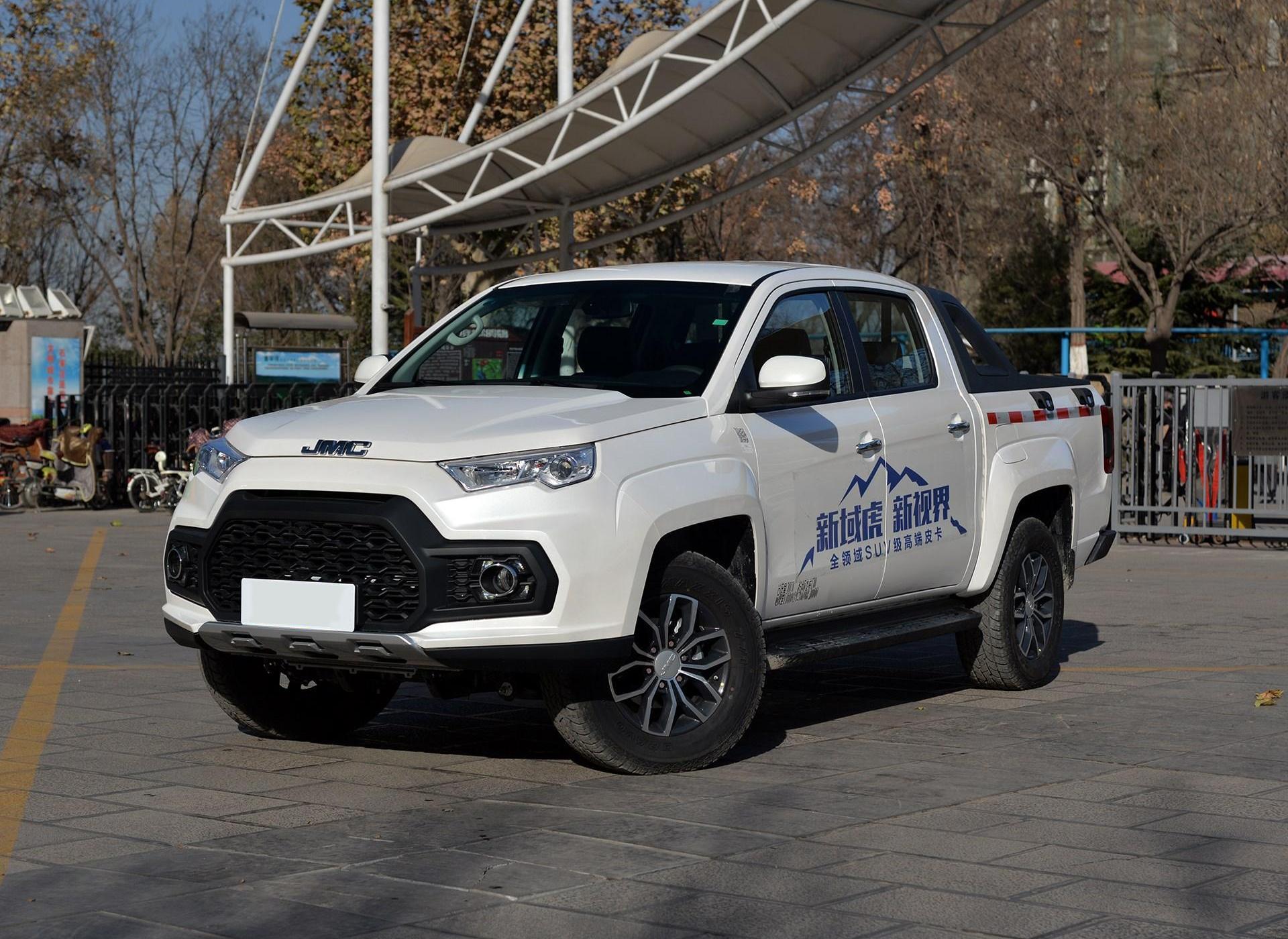 2017款2.4T柴油手动四驱豪华版JX4D24A5L
