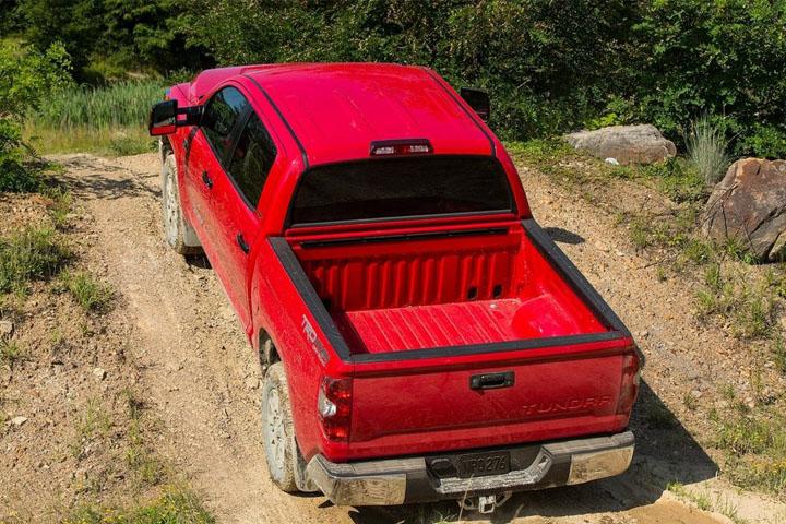 坦途Tundra車身外觀