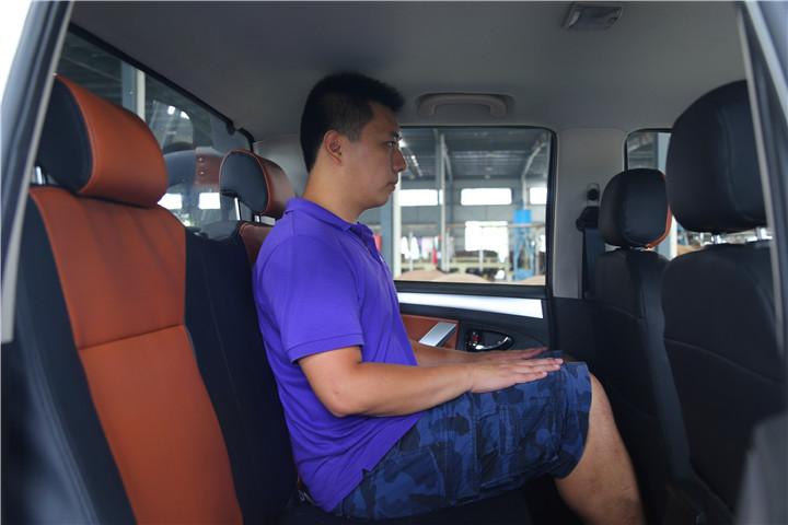 杰虎車廂座椅