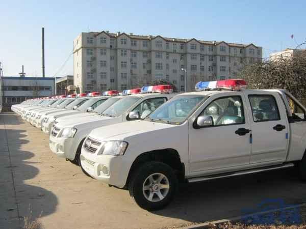 恒天途腾T2获玻利维亚警车订单
