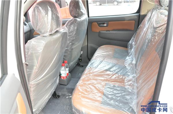 黃海N1車廂座椅