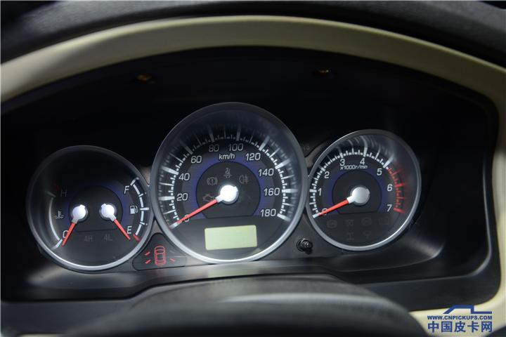 神騏F50儀表盤