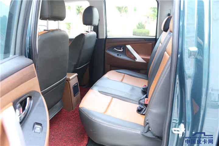 騏鈴T5車廂座椅