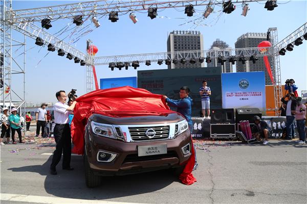 高端SUV级皮卡体验 郑州日产纳瓦拉公路试驾