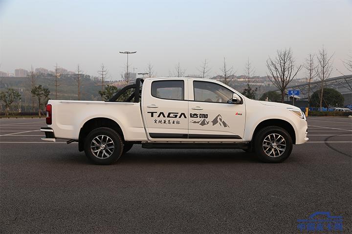 慶鈴TAGA車身外觀
