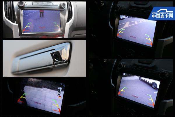 国产皮卡首配右盲区监测 旺季买车紧盯安全性