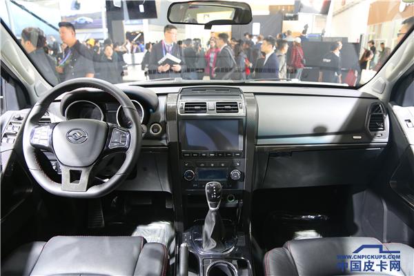 四种动力十款车型 黄海N3尊贵版上市