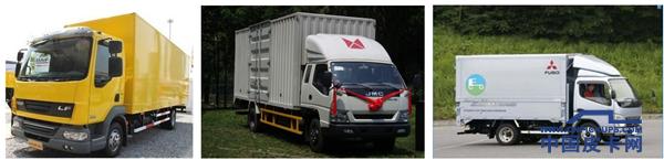 现阶段轻型卡车发展趋势一瞥
