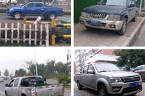 安徽省街头皮卡调查 哪款车型出镜率最高?