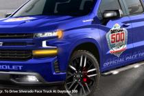 Daytona 500迎來強敵 雪佛蘭索羅德皮卡將出賽